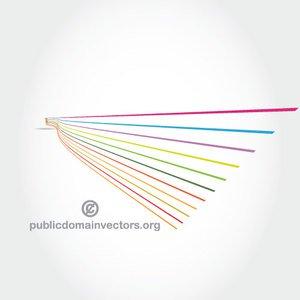 Divider Line Vector