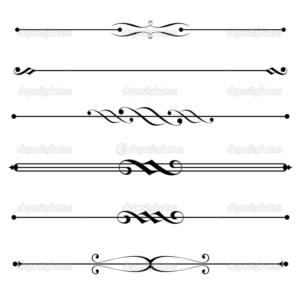 1024x1024 Free Vector Decorative Details Decorative Elements, Border And