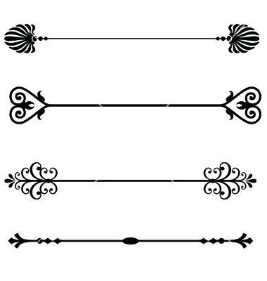380x400 Swirl Divider