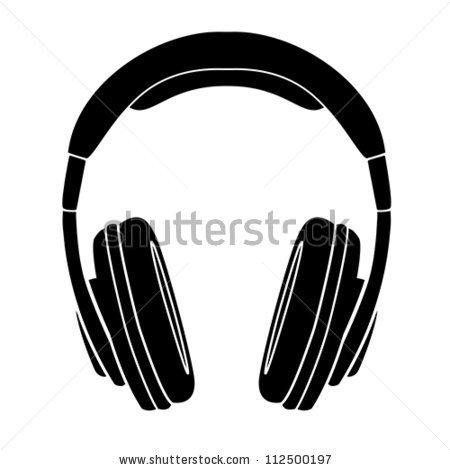 450x470 Dj Headset Clipart