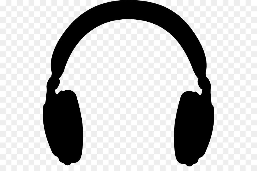 900x600 Headphones Clip Art