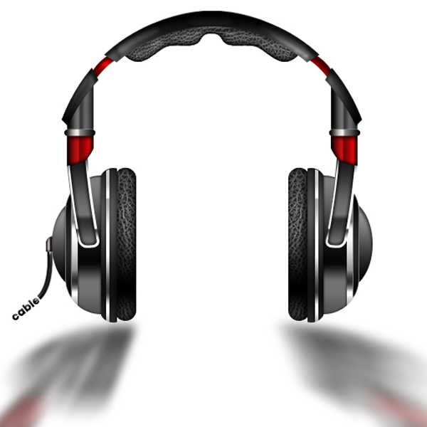 600x600 Beats Clipart Dj Headphone