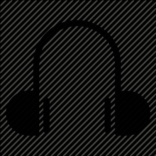 512x512 Collection Of Free Headphones Vector Dj Headphone. Download On Ubisafe