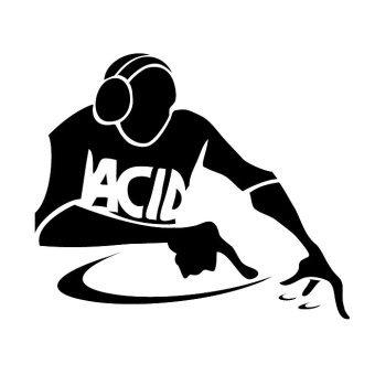 Dj Logo Vector