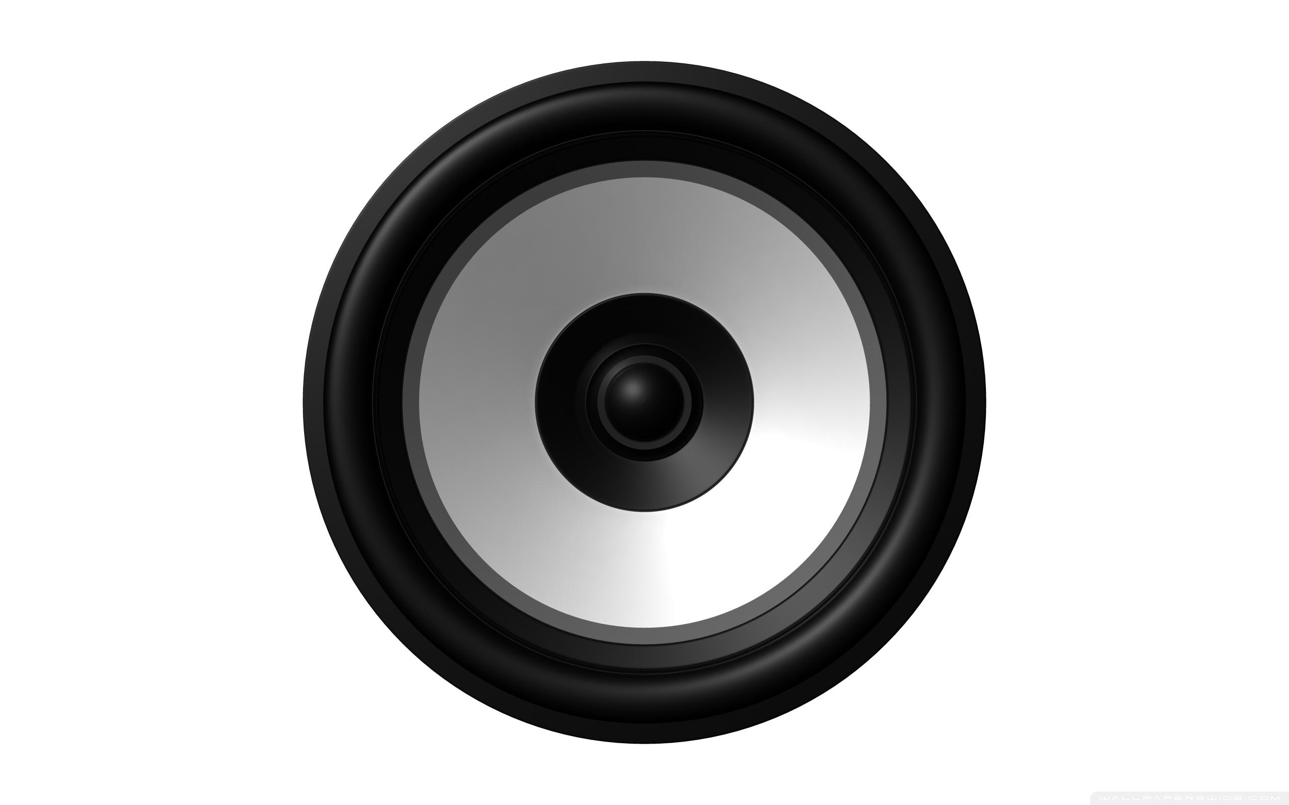 2560x1600 Dj Speakers Vector