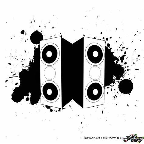 474x474 Dj Speakers Vector. 11 Audio Speaker Vector Images