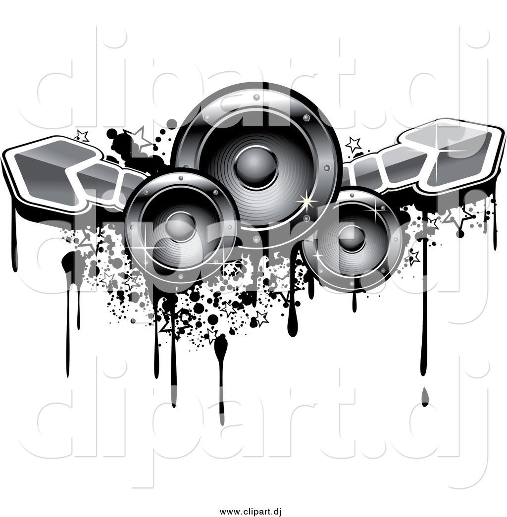 1024x1044 Dj Clipart Dj Speaker