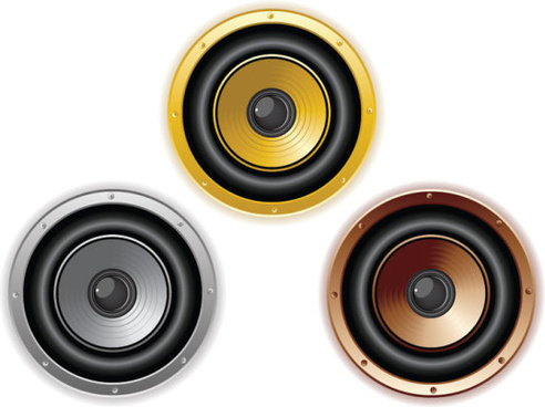 492x368 Free Vector Sound System Speakers Free Vector Download (1,360 Free
