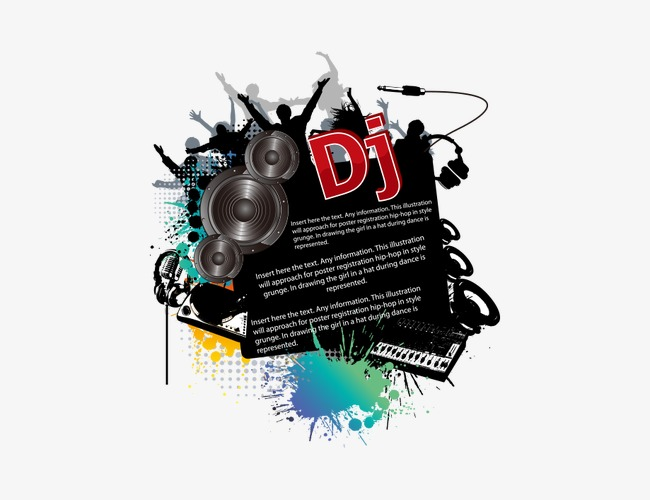 650x500 Dj, Dj Vector, Music, Get High Png And Vector For Free Download