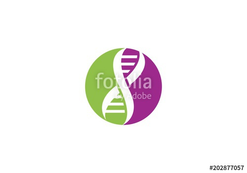500x350 Gen Dna Logo Vector Stock Image And Royalty Free Vector Files On