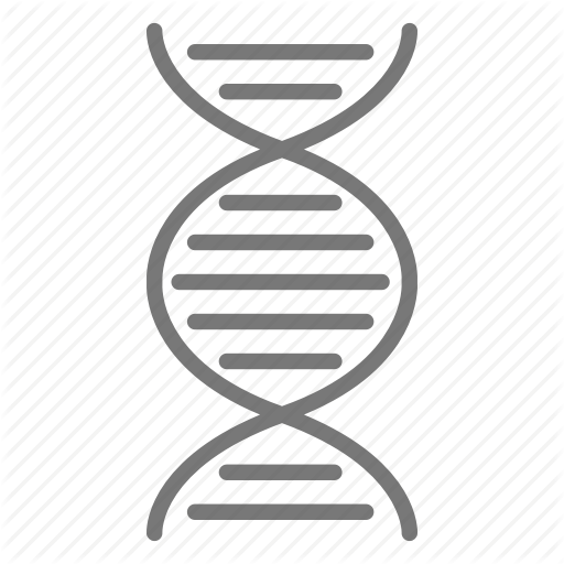 512x512 Biology, Chemistry, Dna, Double, Genes, Helix Icon