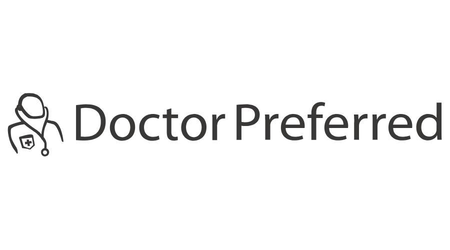 900x500 Doctor Preferred Logo Vector