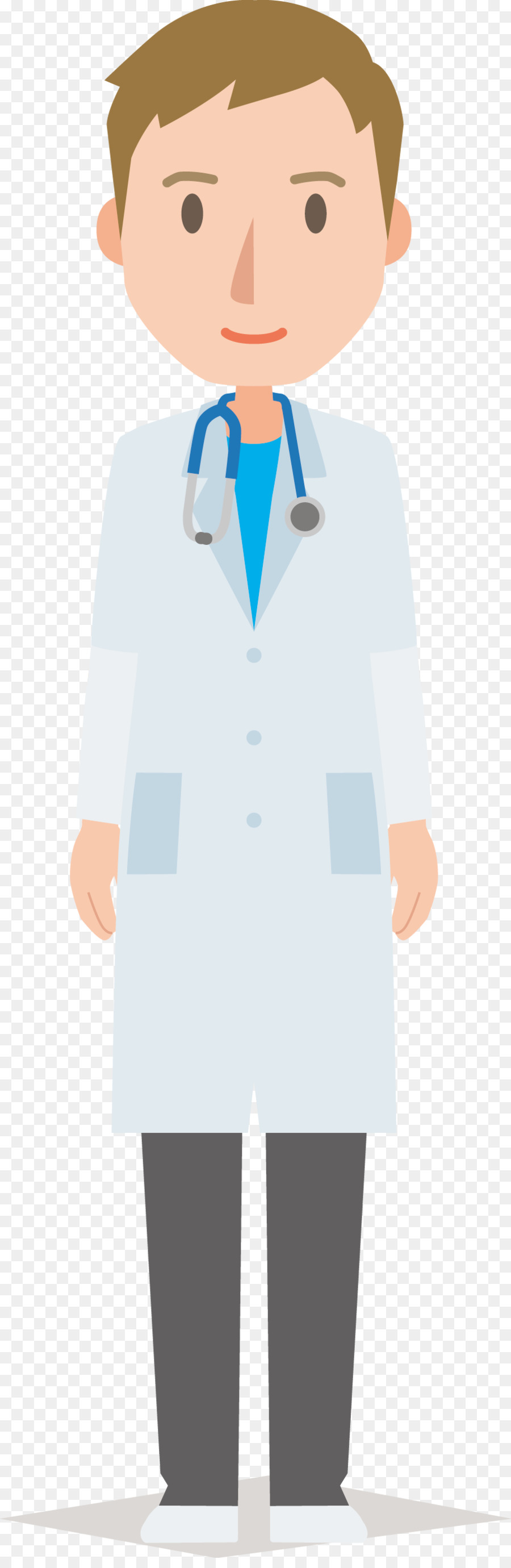 900x2760 Download Cute Doctor Icon Male Doctor Vector