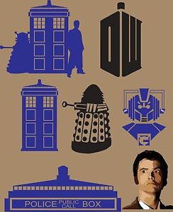 Doctor Who Vector