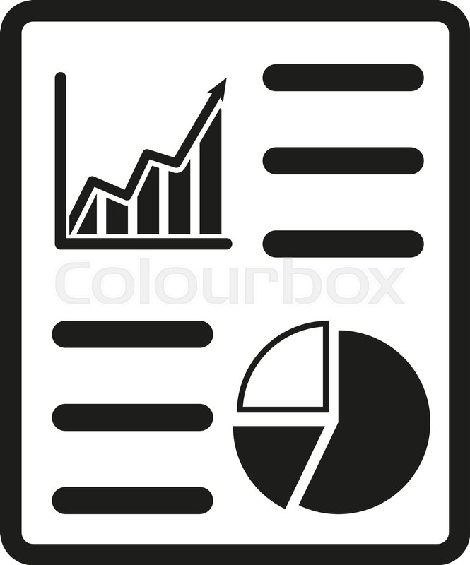 665x800 The Business Report Icon. Audit And Analysis, Document, Plan
