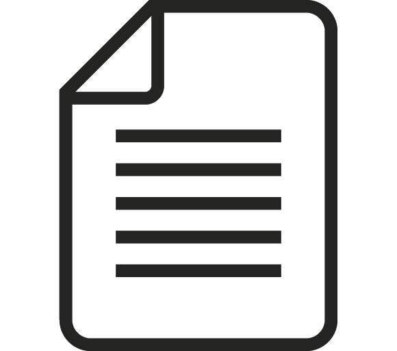 580x513 Document Icons