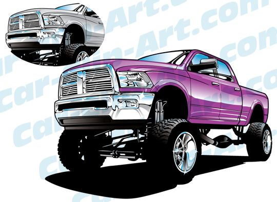 540x395 Dodge Vector 47 Best Dodge Ram Daytona Images