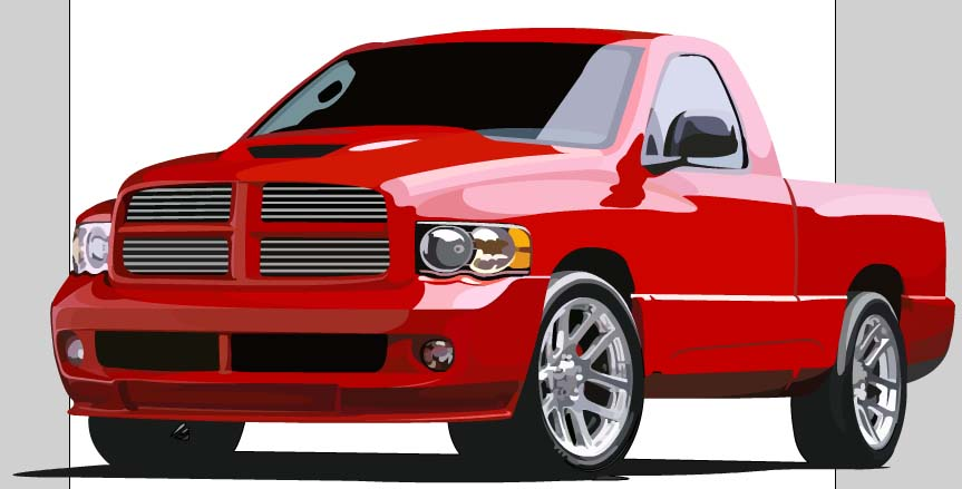 863x439 Vector Dodge Ram Srt10 By Suzq044 Chopartist