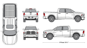 305x170 Collection Of Free Ram Vector Dodge. Download On Ubisafe