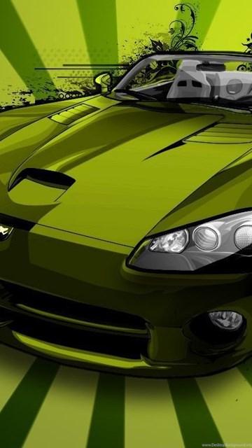360x640 Vector Wallpaper Dodge Viper By Ab6421 Desktop