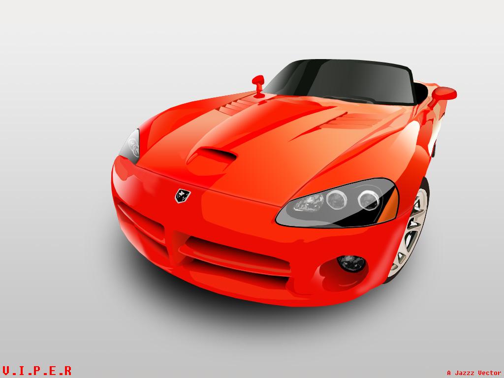 1024x768 Viper Vector By Oman3d