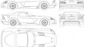 280x158 Dodge Viper Clipart All About Clipart