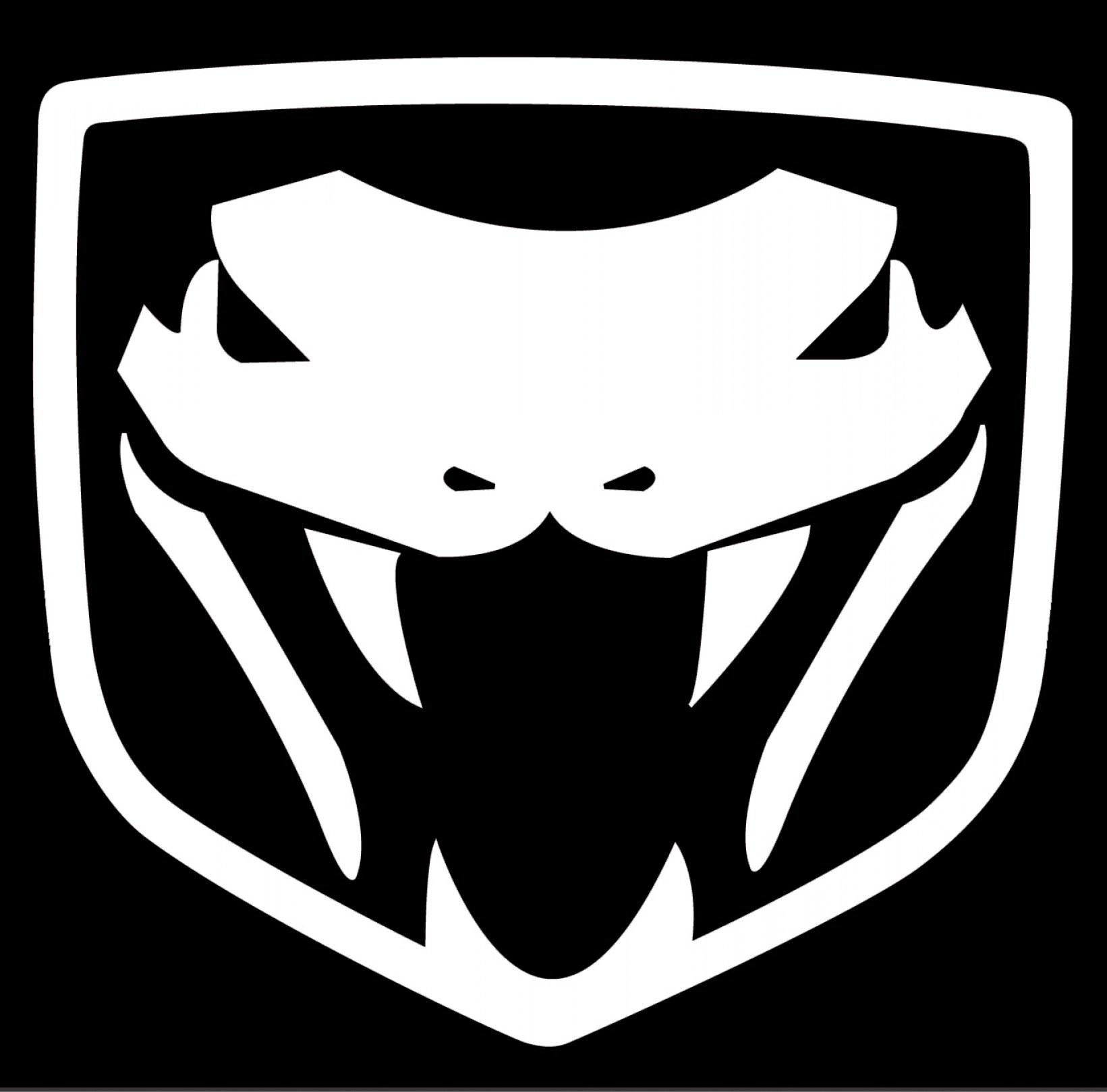 1641x1620 Dodge Viper Logo Vector Png Wallpaper