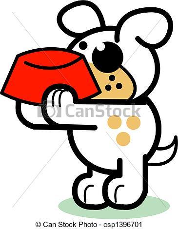 365x470 Dog Dog Bowl Scrapbooking Clip Art. Dog With Dog Bowl Scrapbooking