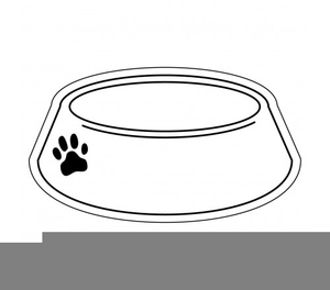 300x264 Free Clipart Dog Bowl Free Images