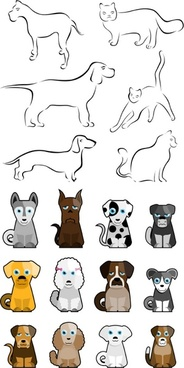 184x368 Dog Free Vector Download (832 Free Vector) For Commercial Use