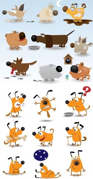 313x600 Vector Cute Cartoon Dog Free Vector In Encapsulated Postscript Eps