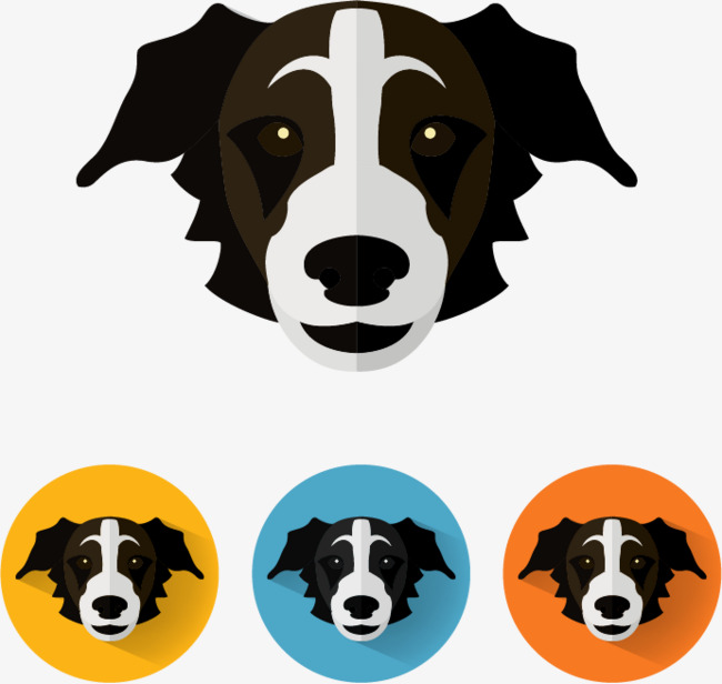 650x616 Spend Dog Avatar, Dog Clipart, Dog Icon, Flat Animals Png And