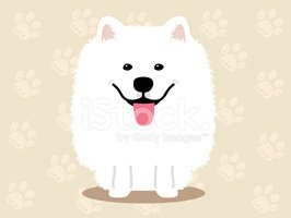 266x200 Cute Dog Sitting Vector Set Of Icons And Illustrations Stock