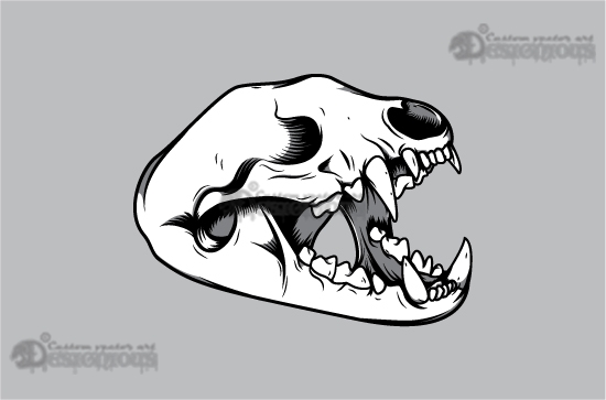 550x363 Skulls Vector Pack 12 Animal Skull Clipart Royalty Free Animal