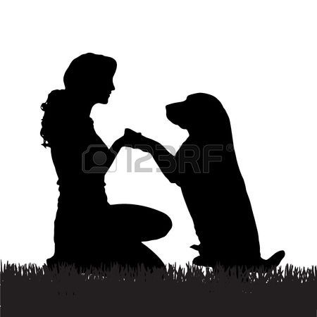450x450 Dog Stock Vector Illustration And Royalty Free Dog Clipart You