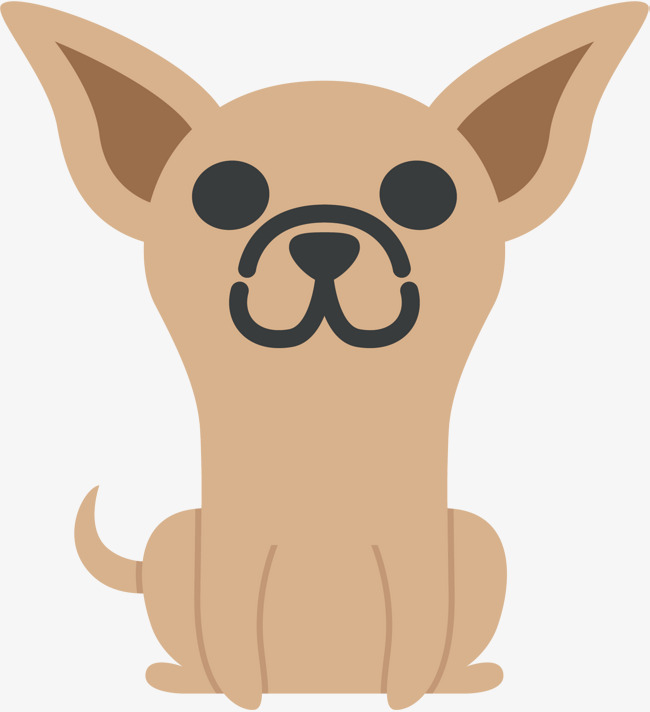 650x712 Brown Dog Vector, Dog Vector, Dog, Pet Png And Vector For Free