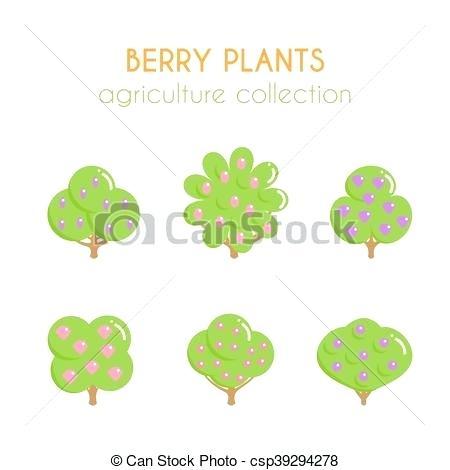 450x470 Dogwood Clip Art Vector Berry Bush Illustration Plant Currant And