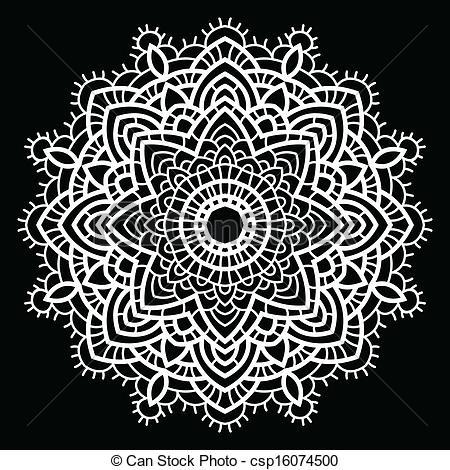450x470 Crochet Lace Mandala. Vintage Handmade Knitted Doily. Round Lace