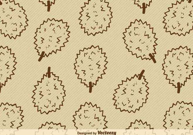 632x443 Durian Fruit Vector Background Free Vector Download 352297 Cannypic