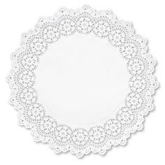 236x236 Free Doily Clipart