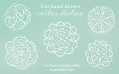 236x147 Free Download The Green And White Pattern Vector. Free Vector