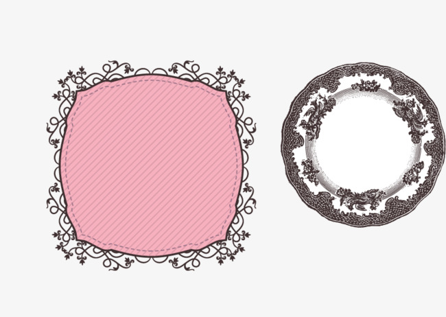 650x462 Wallpapers Doily Png Vector Elements, Vector Wallpapers, Doily