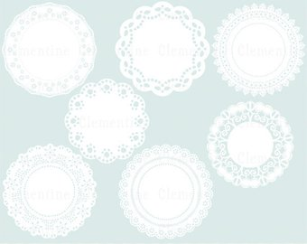 340x270 Best Doily Vector Free Download Image Collection