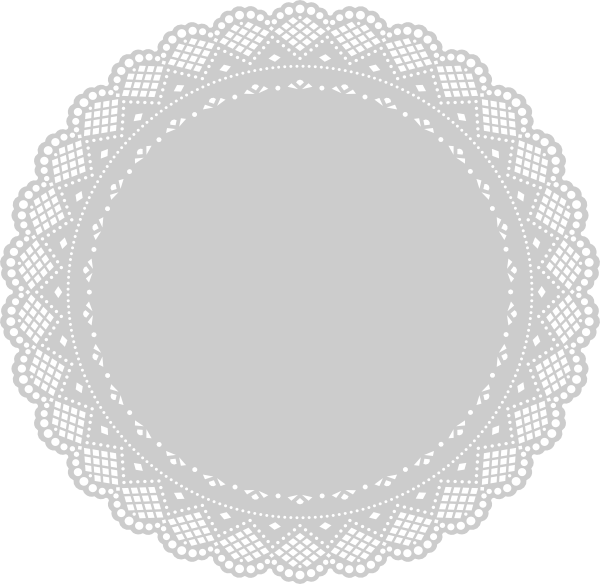 600x584 19 Lace Doily Vector Freeuse Huge Freebie! Download For Powerpoint