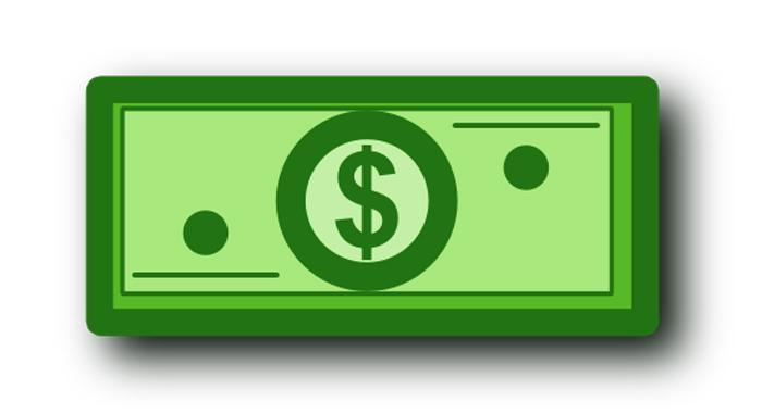 700x381 Coin Clipart Dollar Bill