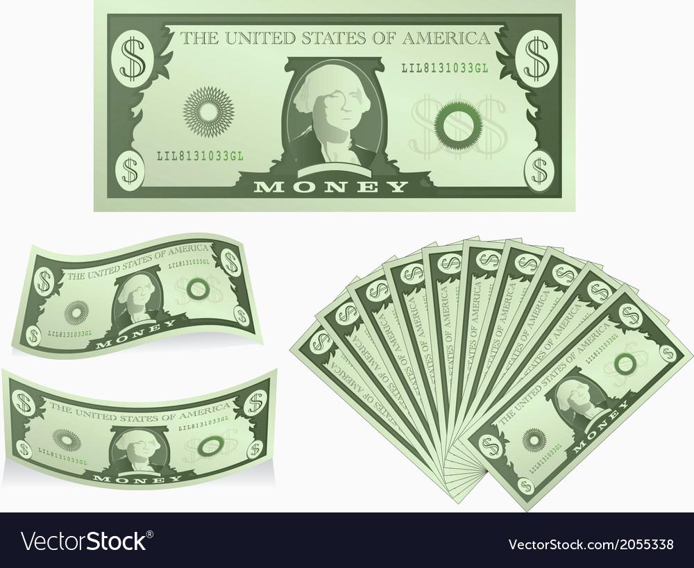 1000x818 Dollar Bill Vector Fresh Dollar Bill Royalty Free Vector Image
