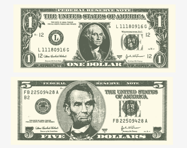 650x514 Vector Dollar Bill Finance, Vector, Dollar, Banknote Png And