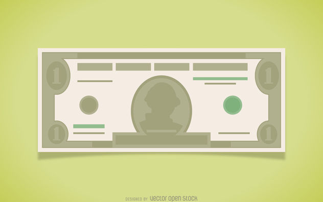 632x395 Dollar Bill Illustration Free Vector Download 380135 Cannypic