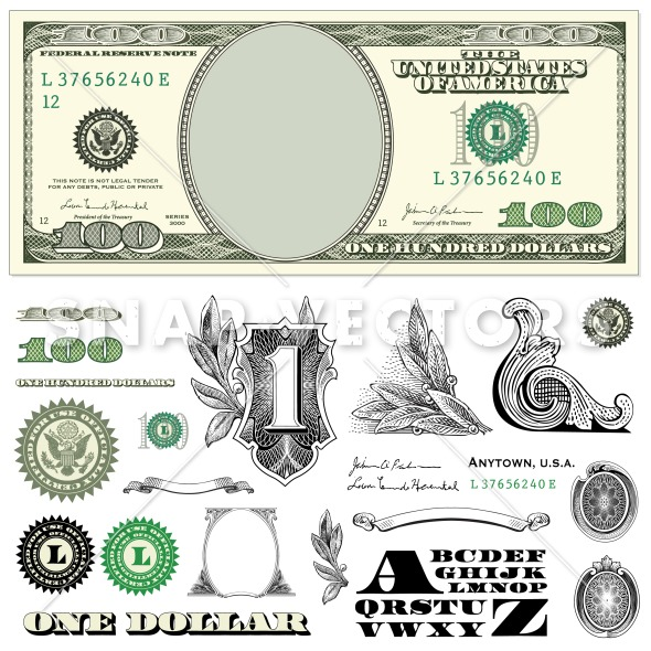 590x590 Image Library Download 100 Dollar Bill
