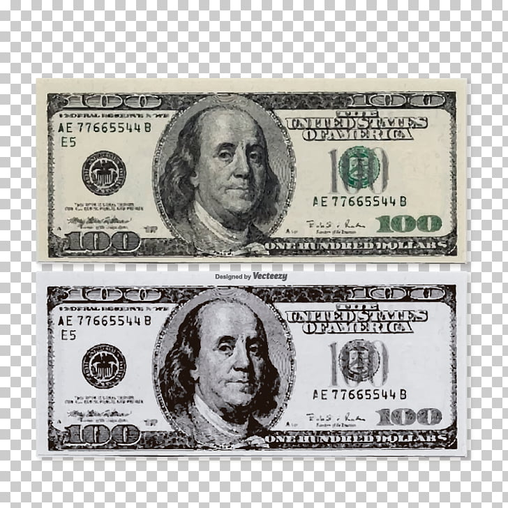 728x728 United States One Hundred Dollar Bill United States One Dollar